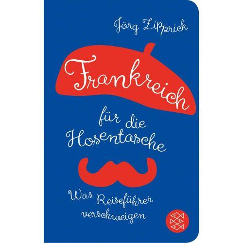 Reiseführer - FRANKREICH FÜR DIE HOSENTASCHE - Frankreich