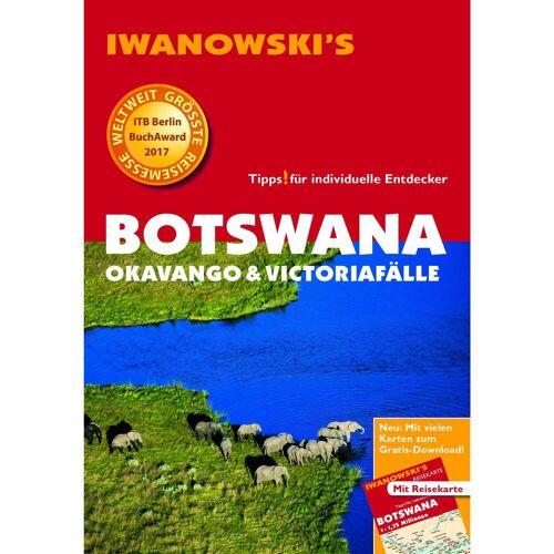 Reiseführer - IWANOWSKI BOTSWANA - 5. Auflage 2017 - Botswana