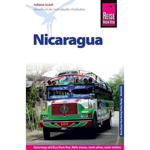 Reiseführer - RKH NICARAGUA - - 1. Auflage 2017 - Nicaragua