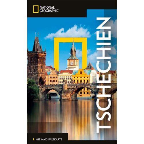 Reiseführer Mitteleuropa - NG DT. TSCHECHIEN - 1. Auflage 2017 - Tschechien