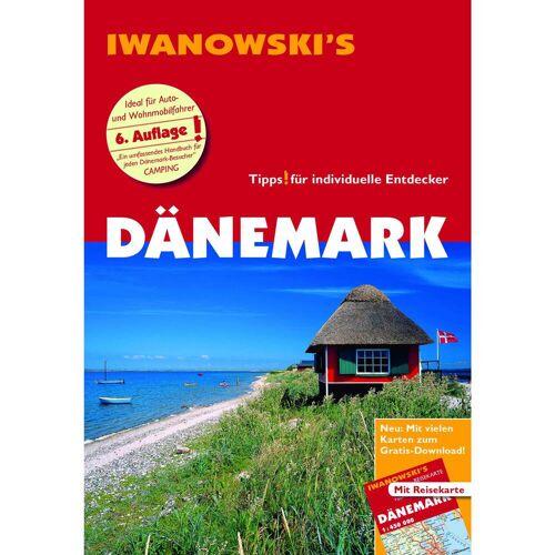 Reiseführer - IWANOWSKI DÄNEMARK - 6. Auflage 2017 - Dänemark