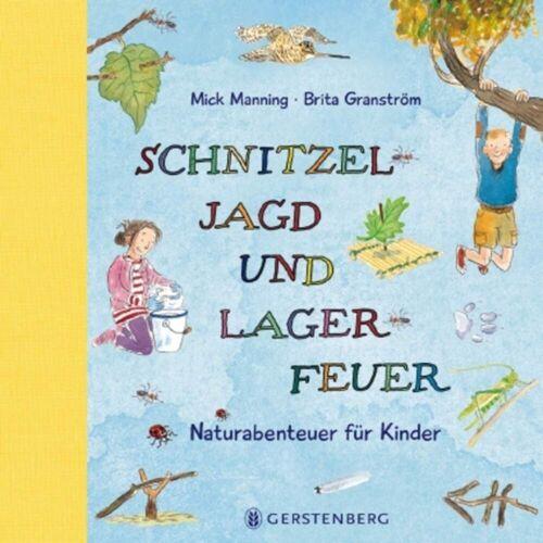 SCHNITZELJAGD UND LAGERFEUER - Sachbuch