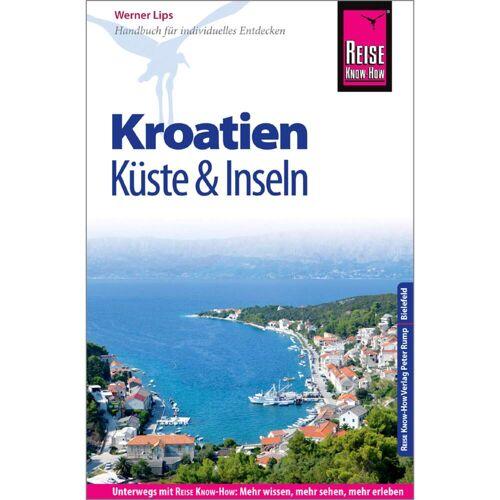 Reiseführer - RKH KROATIEN - KÜSTE UND INSELN - 3. Auflage 2018 - Kroatien