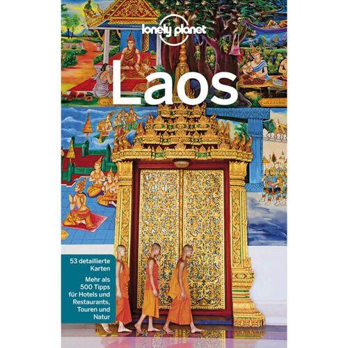 Reiseführer Südostasien - LP DT. LAOS - 4. Auflage 2017 - Laos