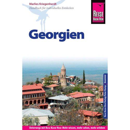 Reiseführer Vorderasien - RKH GEORGIEN - 5. Auflage 2017 - Georgien