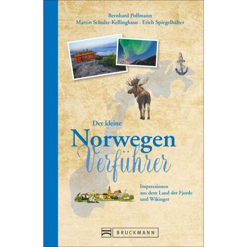 Reiseführer - DER KLEINE NORWEGEN-VERFÜHRER - Norwegen
