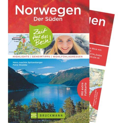 Reiseführer - NORWEGEN - DER SÜDEN - 2. Auflage 2017 - Norwegen