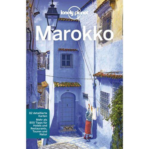 Reiseführer Afrika - LP DT. MAROKKO - 5. Auflage 2017 - Marokko