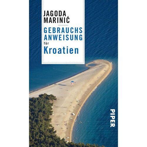 Reiseführer - GEBRAUCHSANWEISUNG FÜR KROATIEN - Kroatien