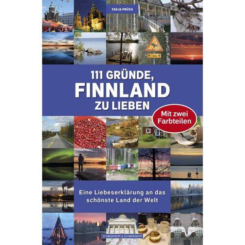 Reiseführer Nordeuropa - 111 GRÜNDE, FINNLAND ZU LIEBEN - Finnland