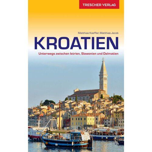 Reiseführer - TRESCHER KROATIEN - 3. Auflage 2018 - Kroatien