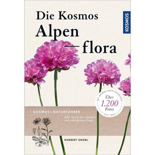 KOSMOS ALPENFLORA -  Tiere, Pflanzen und Garten