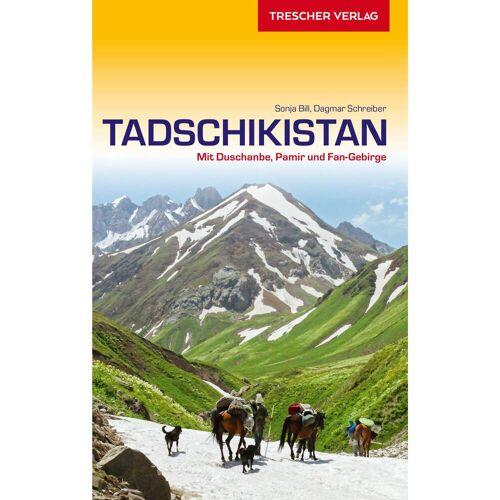 Reiseführer Zentralasien - TRESCHER TADSCHIKISTAN - 3. Auflage 2018 - Tadschikistan