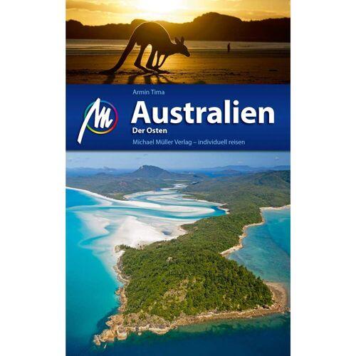 Reiseführer Australien und Ozeanien - MMV AUSTRALIEN - DER OSTEN - 4. Auflage 2018 - Australien