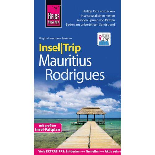 Reiseführer - RKH INSELTRIP MAURITIUS UND RODRIGUES - 3. Auflage 2018 - Mauritius