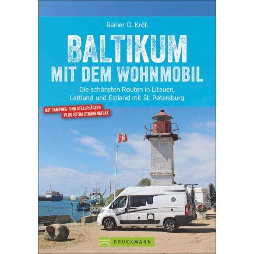 Wohnmobilreiseführer - BALTIKUM MIT DEM WOHNMOBIL - 1. Auflage 2018 - Wohnmobilführer