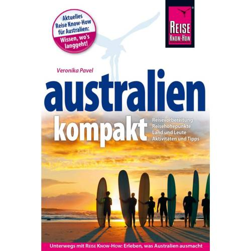 Reiseführer Australien und Ozeanien - RKH AUSTRALIEN KOMPAKT - Australien