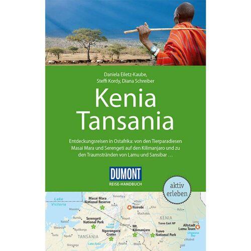 Reiseführer Afrika - RHB KENIA, TANSANIA - 4. Auflage - Kenia Tansania