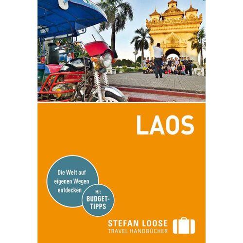 Reiseführer - LOOSE REISEFÜHRER LAOS - Neu 2019 Laos