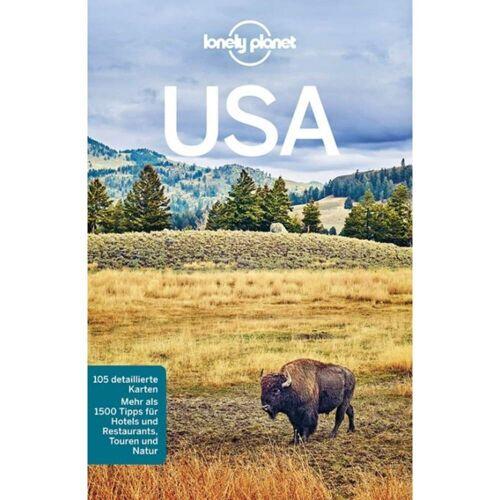 Reiseführer - LONELY PLANET REISEFÜHRER USA - Neu 2019 USA