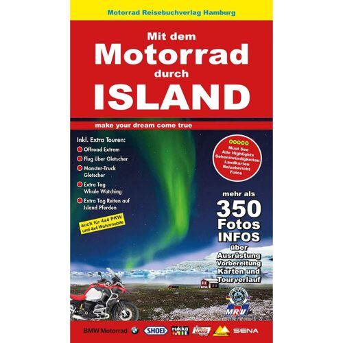 Reiseführer - MIT DEM MOTORRAD DURCH ISLAND - Motorradführer Island