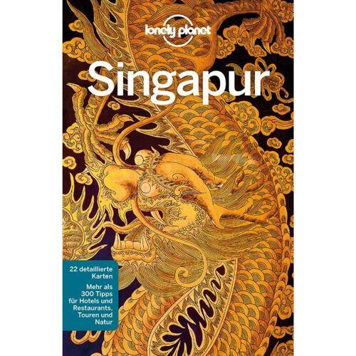 Reiseführer Südostasien - LP DT. SINGAPUR - 4. Auflage 2018 - Singapur