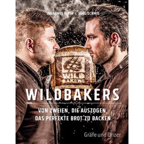 Wildbakers -  Kochbücher