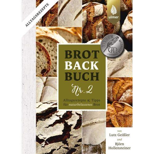 Brotbackbuch Nr. 2 -  Kochbücher