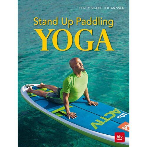 STAND-UP-PADDLING YOGA -  Fitness, Gesundheit und Yoga