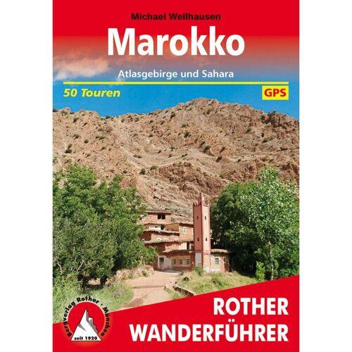 BVR MAROKKO -  Wanderführer - 1. Auflage 2017 - Marokko