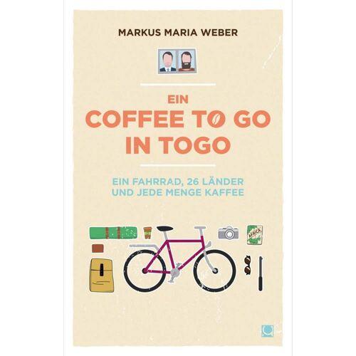 Ein Coffee to go in Togo -  Mit dem Fahrrad um die Welt