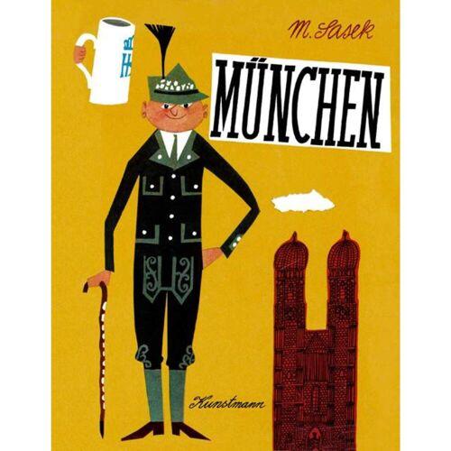 MÜNCHEN -  Bildbände - Städte