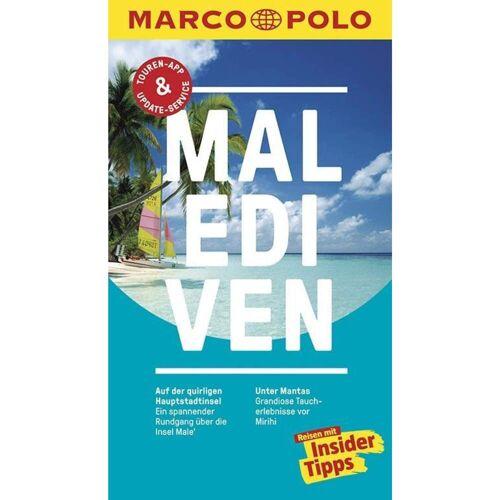 MARCO POLO Reiseführer Malediven - Malediven Neu 2021
