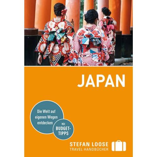 Reiseführer - LOOSE REISEFÜHRER JAPAN - Neu 2019 Japan