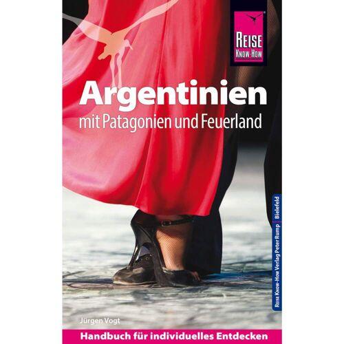 Reiseführer Südamerika - RKH ARGENTINIEN MIT PATAGONIEN - Argentinien