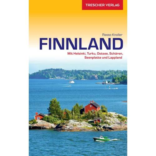 Reiseführer Nordeuropa - TRESCHER FINNLAND - Finnland