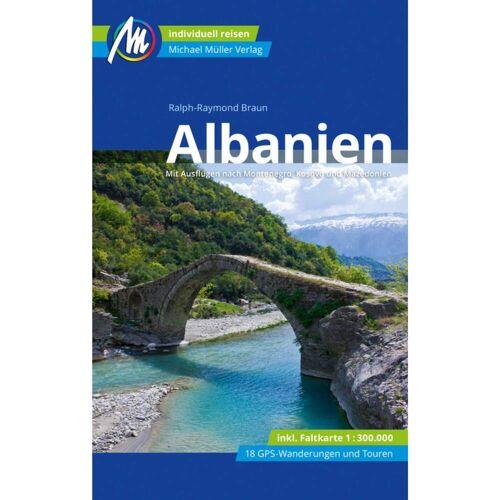 Reiseführer Südosteuropa - MMV ALBANIEN - 1. Auflage 2019 - Albanien