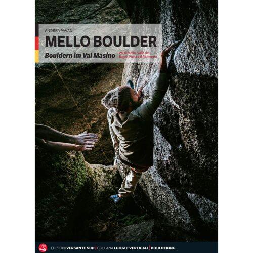 MELLO BOULDER -  Boulderführer