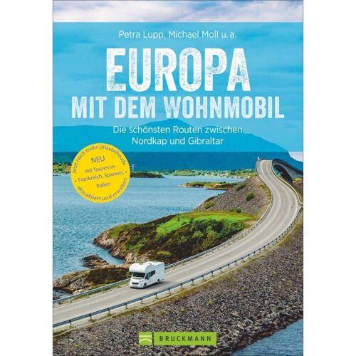 Europa mit dem Wohnmobil - Wohnmobilführer