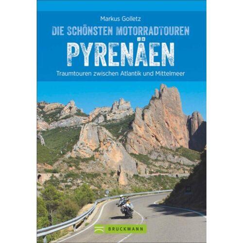 Reiseführer - DIE SCHÖNSTEN MOTORRADTOUREN PYRENÄEN - Motorradführer