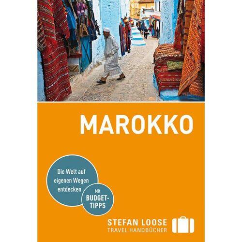 Reiseführer Afrika - STEFAN LOOSE REISEFÜHRER MAROKKO - Marokko