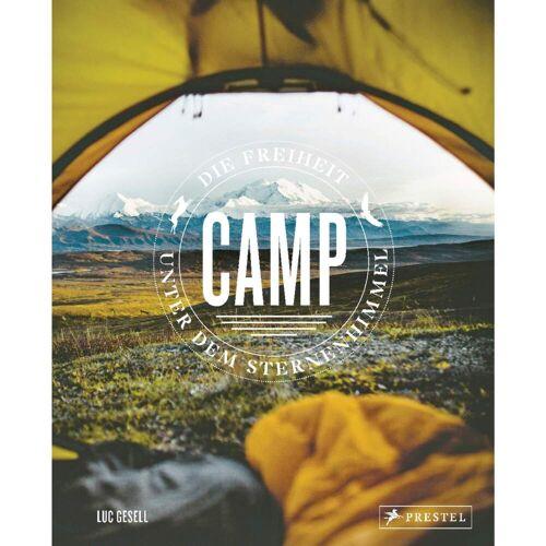 Camp / Zelten - - Sachbuch