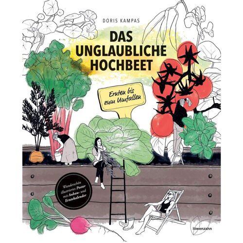 DAS UNGLAUBLICHE HOCHBEET -  Tiere, Pflanzen und Garten