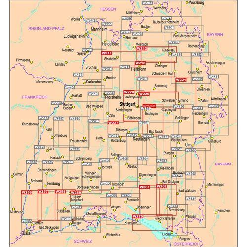 Bad Urach - Großes Lautertal (West), Zwiefalten Wanderkarte 1:25.000 -  Wanderkarten und Winterkarten