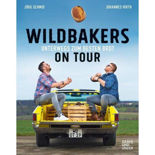 Wildbakers on Tour -  Kochbücher