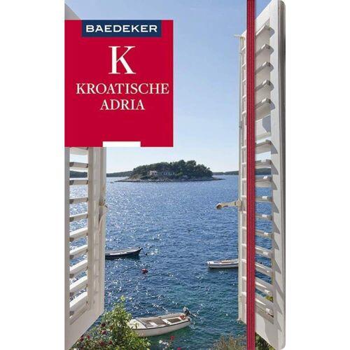 Baedeker Reiseführer Kroatische Adria - Kroatien