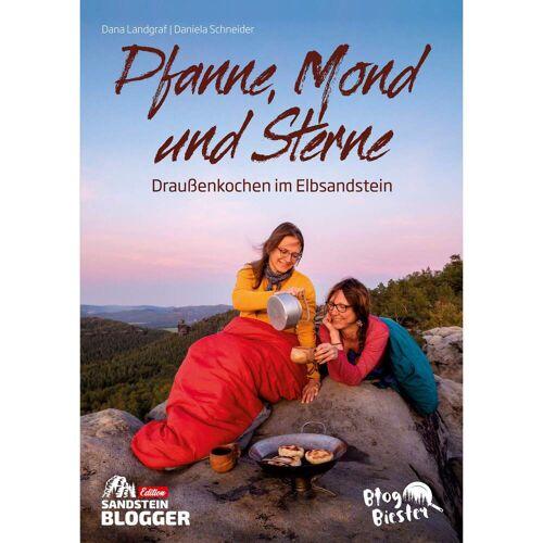 PFANNE, MOND UND STERNE -  Kochbücher