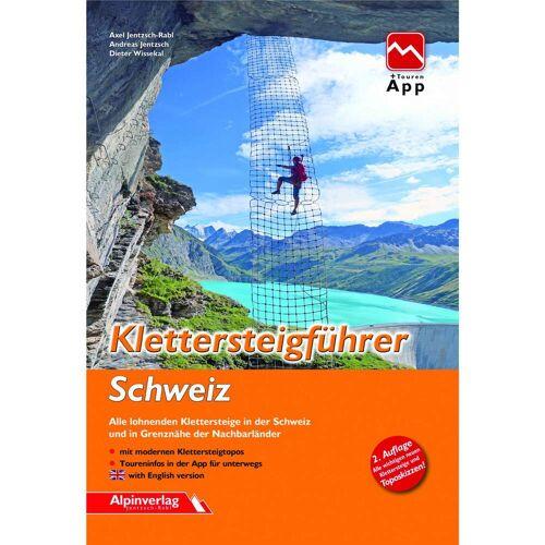 Klettersteigführer Schweiz -  Klettersteigführer