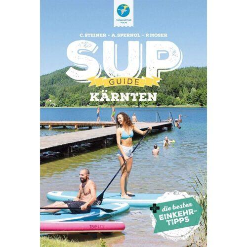 SUP-GUIDE Kärnten -  Gewässerkarten