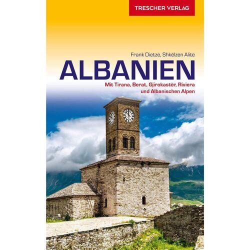 Reiseführer Südosteuropa - REISEFÜHRER ALBANIEN - Albanien